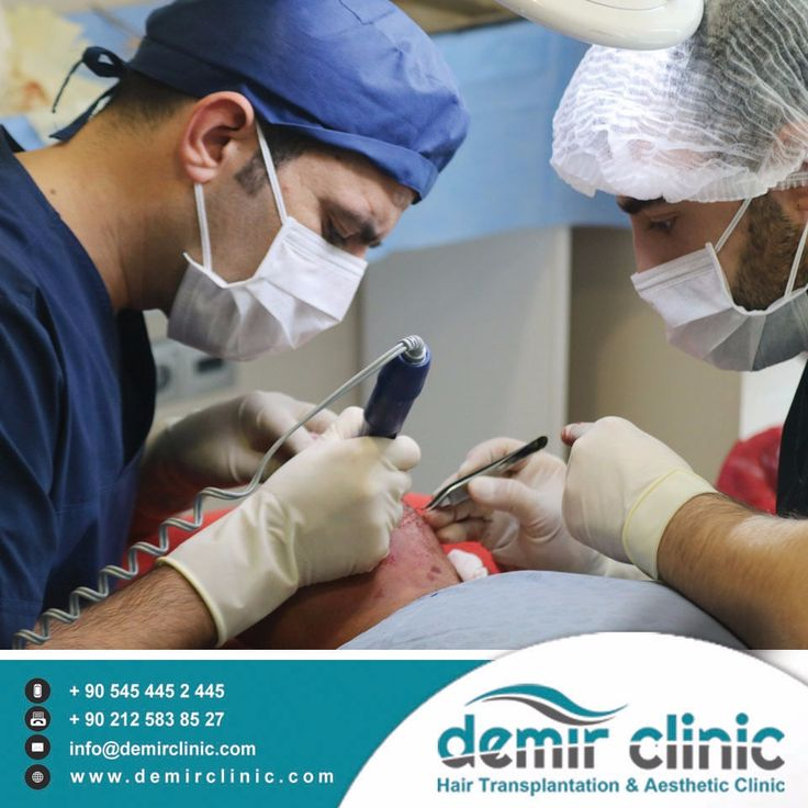 Dr.Demir  Fue hair transplant Turkey