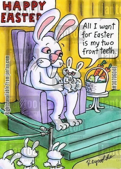 dental cartoon easter - Google Search