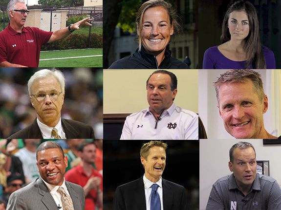 Doc Rivers, Steve Kerr, and others give first-in-class insights and advice on coaching in these top 10 videos.