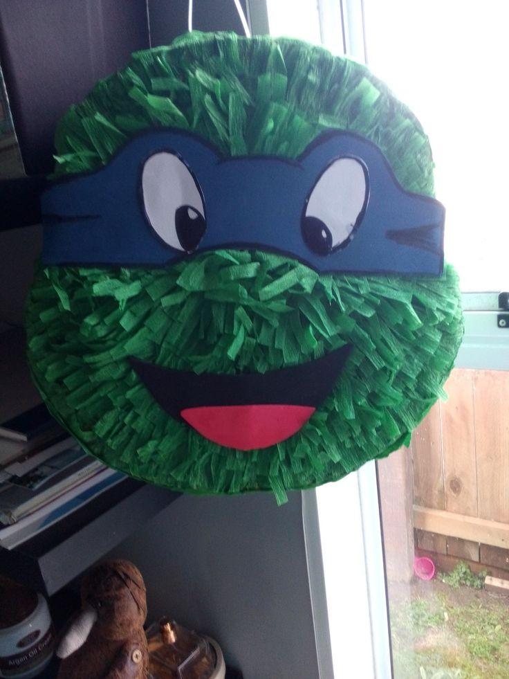 Ninja Turtle pinata.$ 28.50