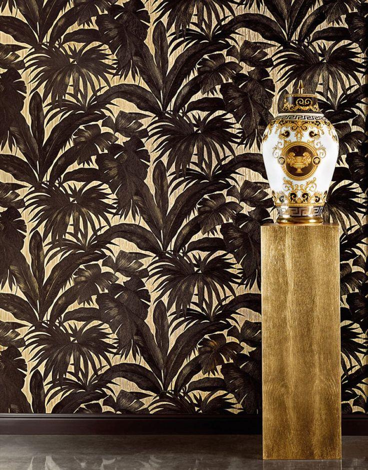 35 best Papier peint Versace - A.S. Création images on Pinterest ...