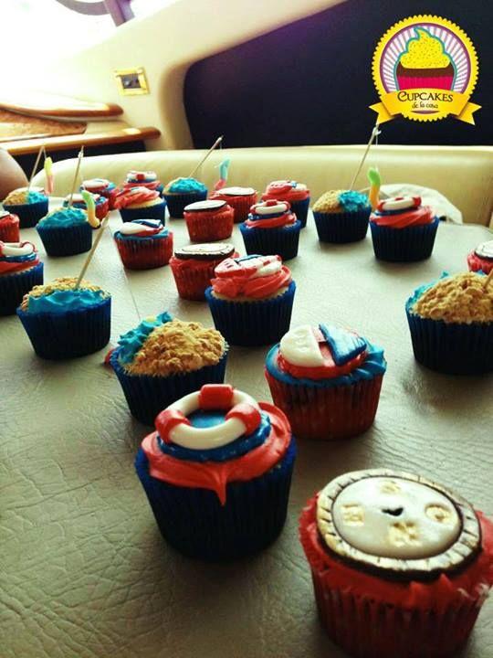 Marineros by cupcakes de la casa