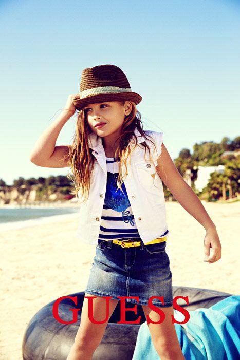 A wild child's fashion