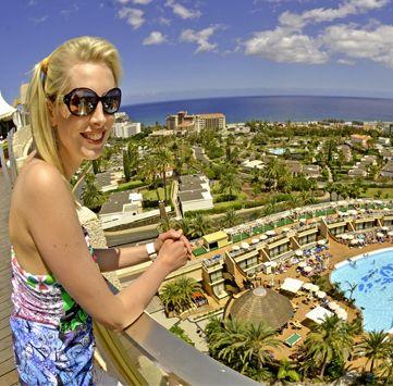 Algenpackung und Thalasso auf Gran Canaria – mein neuer Film #grancanaria #wellness #thalasso #ausblick #sanaugustin #pressereise