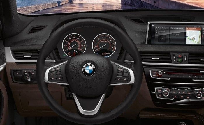 2019 Bmw X1 Dashboard And Device Autos Hall New Bmw Bmw Motors Bmw