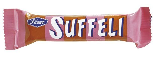 Suffeli 21g suklaavohveli