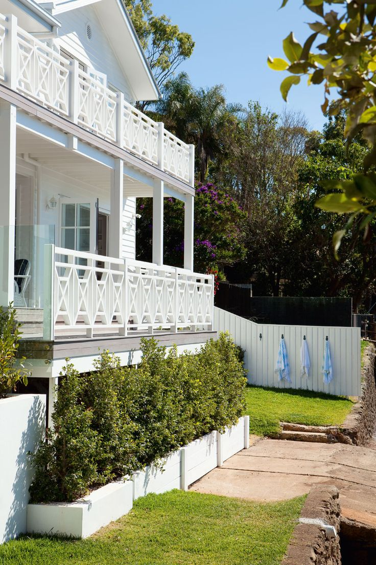 Blue Daze. Front VerandahFence IdeasPatio IdeasGarden IdeasArchitecture  InteriorsHouse ...