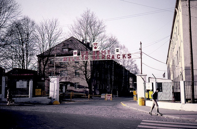 Wilkin Barracks, Kornwestheim, My home for almost 2 years ...