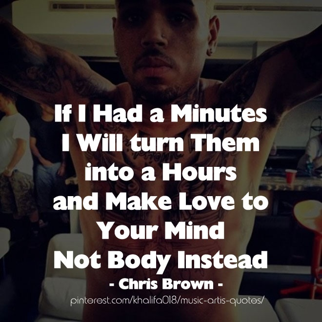 chris brown tumblr quotes - photo #23