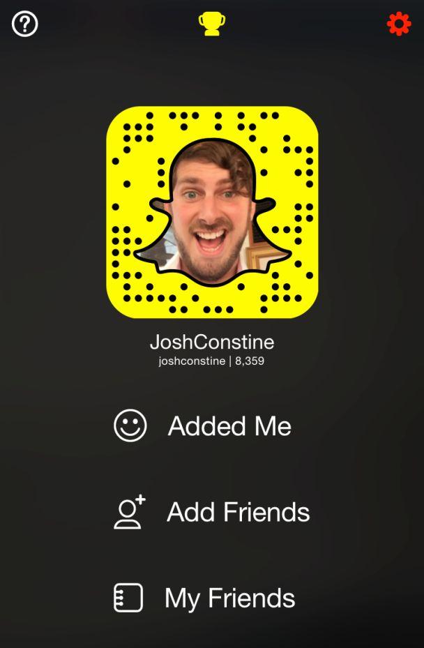 Snapchat Profile Gif