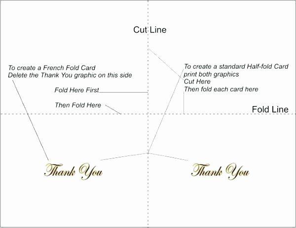 Quarter Fold Card Template Word New Half Blank Quarter Fold Card Template Greeting Free Bi Free Printable Card Templates Card Template Thank You Card Template