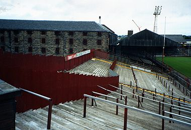 Old Tynecastle