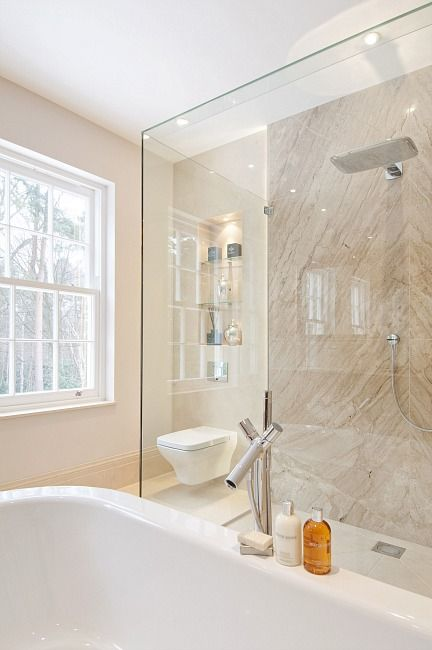 A Bathroom For An Elegant Home This Light And Airy Berkshire Project Featured A Show Stopping Bathroom And Shower Area That Exude Luxury Through
