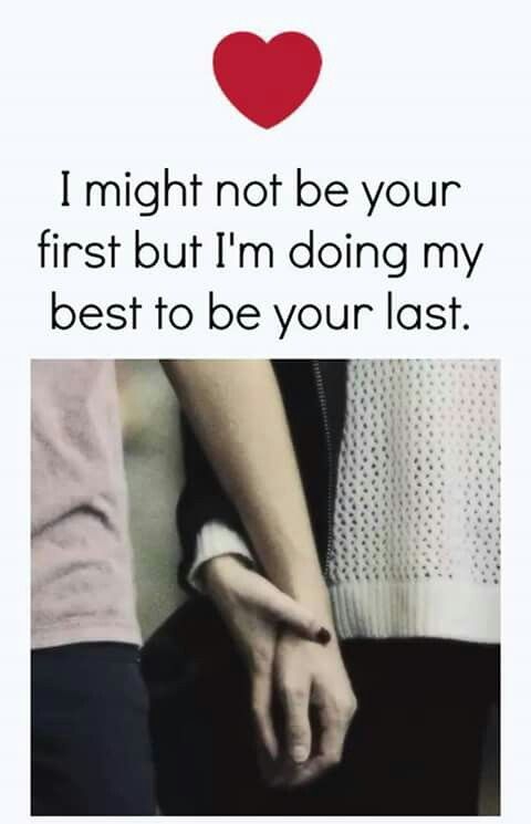 Be your last