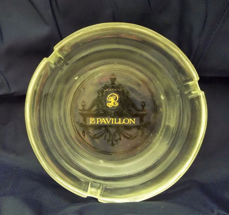 LePavillon Hotel Ashtray New Orleans LA Near The French Quarter Historic 4 Stars