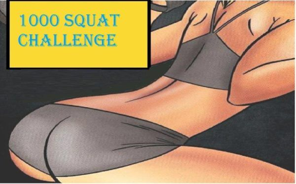 The Squat is a full body compound exercise, while by bending your hips and knees until your hips are below your knees. Your knees should be out and lower back neutral. Squats work your whole body, your legs, your abs and lower back muscles, your upper-back, shoulders and arms, while many muscles work at the […]