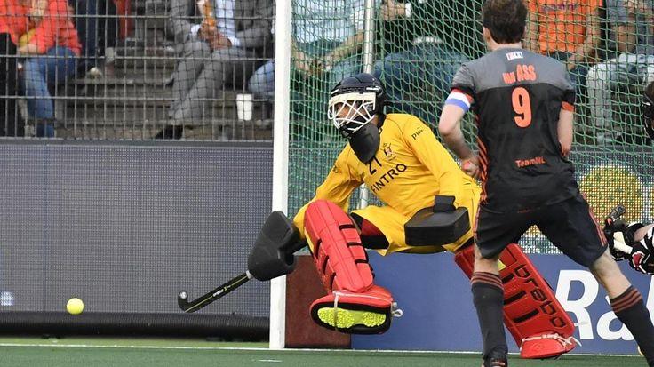 EURO HOCKEY MEN NETHERLANDS VS BELGIUM