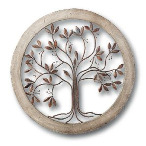 Plaques - Large Tree of Life Plaque