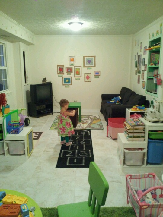 1000 Images About Playroom Ideas On Pinterest