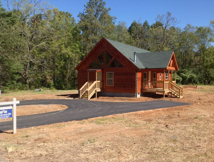 28 best images about modular life on pinterest log cabin for Modular farmhouse texas
