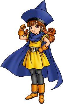 Tsarevna Alena // Dragon Quest 6