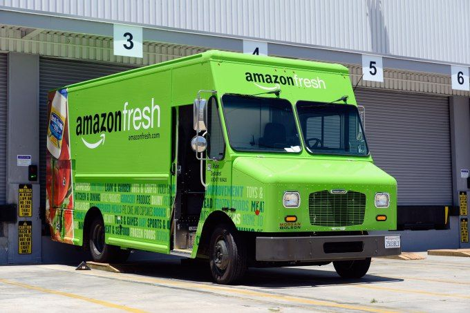 Amazon said to be planning physical convenience stores for grocery goods