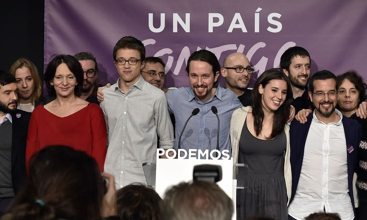 Podemos and Ciudadanos will hold balance of power in forthcoming coalition talks after People's party fail to win clear majority