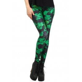 Women's Shamrock Leggings