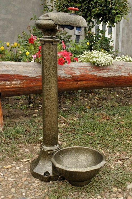 Outdoor fountain AC2