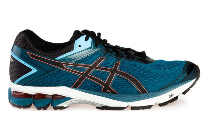 #Asics GT-1000 4 - męskie niezwykle miękkie buty treningowe.Sprawiają że,lepsze jest czucie podłoża w czasie biegu. Unowocześniona cholewka z minimalną ilością szwów, pozwala na zachowanie wysokiego poziomu komfortu, nawet podczas najdłuższych wybiegań. Model przeznaczony do biegania po utwardzonych nawierzchniach. #meskie #jesienzima2015 #treningowe #gel