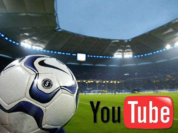 Youtube começa hoje a transmitir jogos de futebol