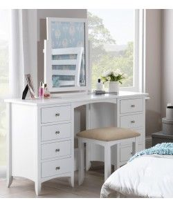 A white dressing table 7 bistro
