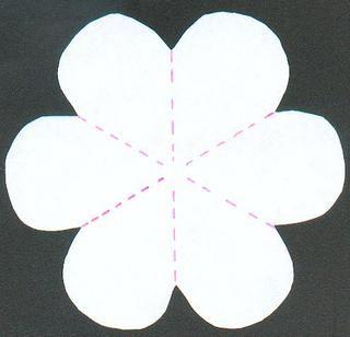 Cómo hacer flores scrapbook de papel, paso a paso. Tutorial Gratuito!!!