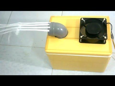 2 Façons de faire un climatiseur à la maison https://youtu.be/R04vx4O58pI