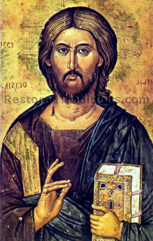 Icon Image of Christ Pantocrator