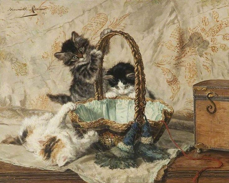 Entries feed for vo_elena Cat painting, Art, Cat art