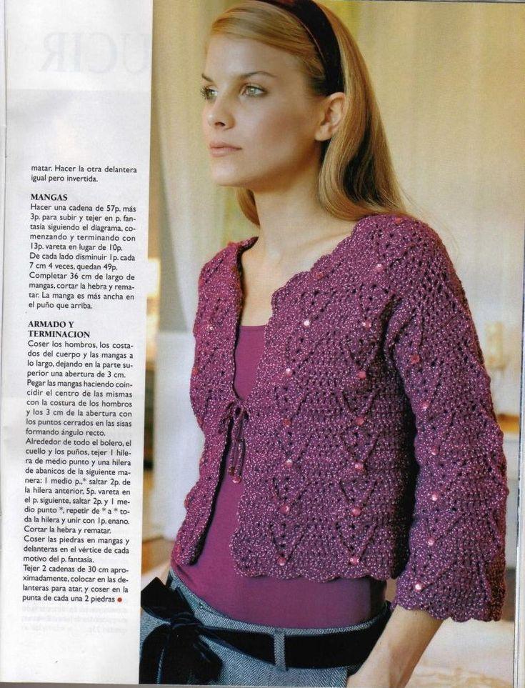 Vistoso Patrón De Vestido De Novia Crochet Libre Composición - Ideas ...