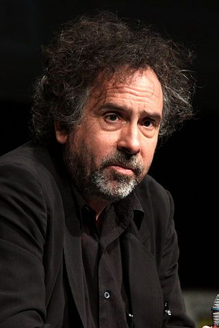 Famous People with Autism: Tim Burton via http//www.myaspergers.net