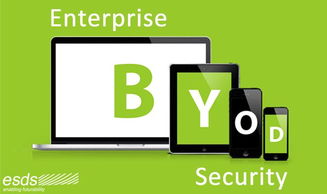 Enterprise BYOD #Security: Cloud Computing Improves it! Can the #CloudComputing help make enterprise #BYOD safer? The article describes just how the #Cloud does so.
