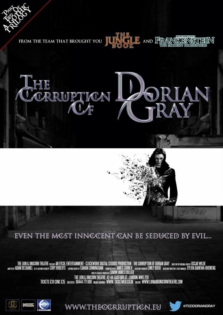 The Corruption of Dorian Gray, June 2014, London