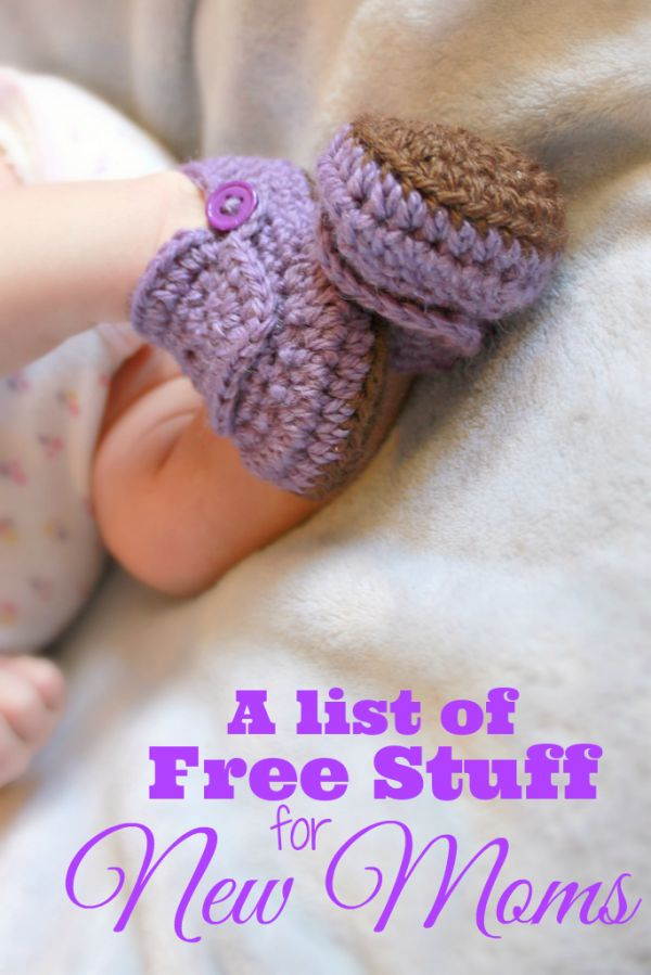 A list of freebies for new moms to be!  This is a great list of fantastic finds!
