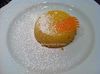 Tortini al cioccolato bianco e arancia