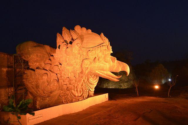 The Garuda at Garuda Wisnu Kencana, Bali