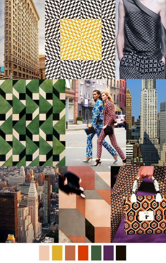 Pattern Trends 2017 | GEO METRO | I M A N by imanakilah ...