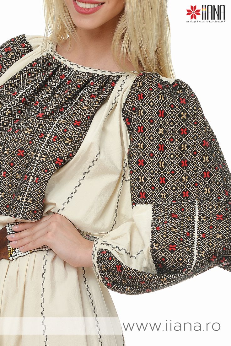 peasant blouse romanian blouse La Blouse Roumaine peasant handmade blouse traditional romanian blouse www.iiana.ro handmade roumanian fashion folkfashion ia tradition #tradition #iaday #romania #iiana #folkfashion #ia