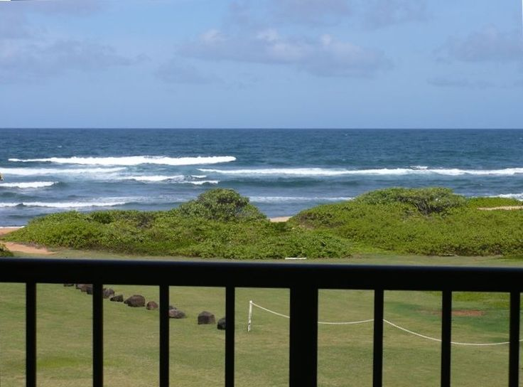 VRBO.com #253743 - Kauai Beach Resort - True Oceanfront Honeymoon Suite