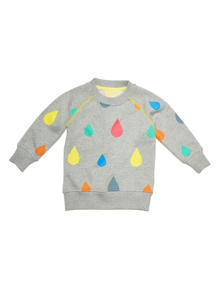 Little raindrop sweatshirt