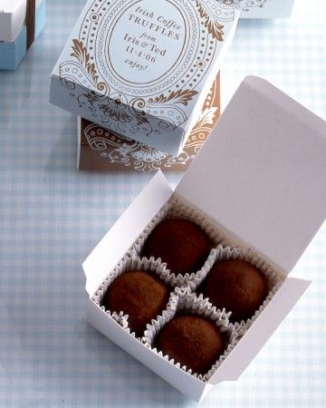 Whisk coffee extract and Irish whiskey into velvety ganache for cocoa-coated truffles with a little surprise.