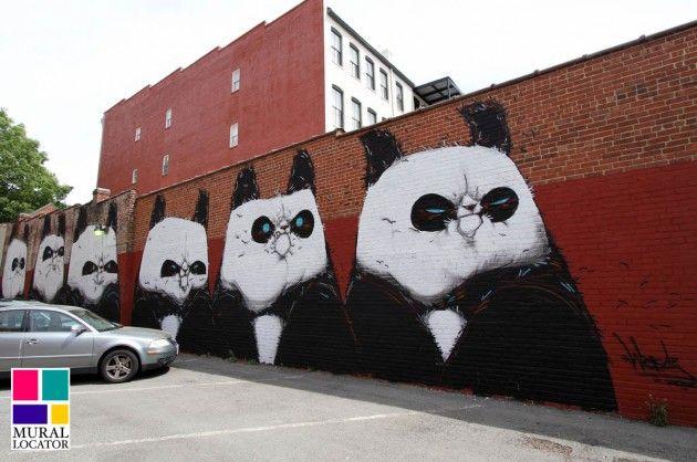 Angry panda is angry