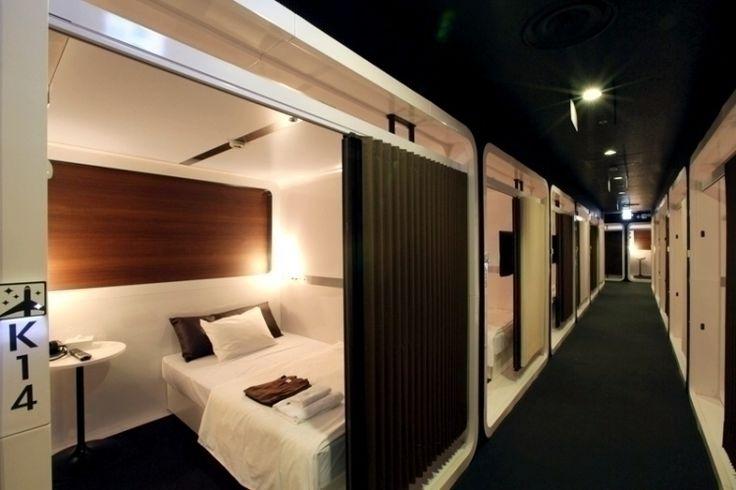 【東京】カプセルホテルなのに素敵すぎる! 女性専用フロア完備もある都内のカプセルホテル30選 - トラベルブック